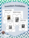 Turn of the Century Inventor Foldables