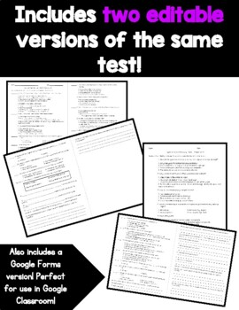 Turn of the Century Study Guide and Tests