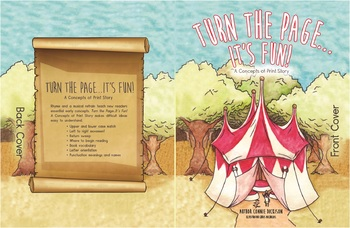 Turn the Page . . . It's Fun! A Concepts of Print Story