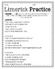 Turning Poetry into Poet-Try: Lesson #3- Limerick Poems