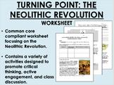 Turning Point: The Neolithic Revolution worksheet