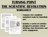 Turning Point - The Scientific Revolution - Global History Common Core