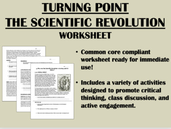 Turning Point - The Scientific Revolution - Global History