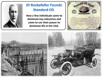 Corporations & The Gilded Age - American History - Turning Points
