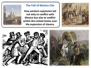 The Mexican American War Unit - American History - Turning Points