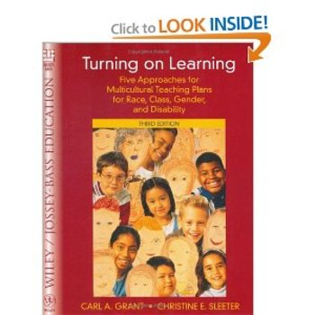 Turning on Learning: Five Approaches for Multicultural Teaching Plans