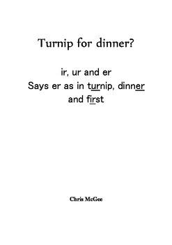 Turnip for Dinner?