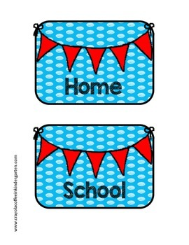 Turquoise Dots Student Led Attendance