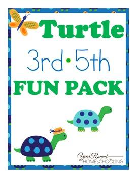 Turtle 3rd-5th Fun Pack