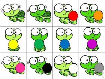Turtle Activities for Preschool
