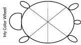 Turtle Color Wheel