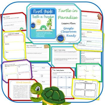 Turtle In Paradise -Lesson Plan- LA Unit - Grades 4, 5 & 6