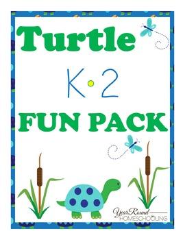 Turtle K-2 Fun Pack