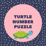 Turtle Number Puzzle