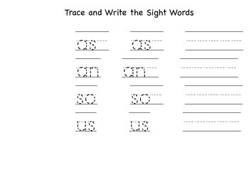 Sight Word Worksheets: Turtle Power : 50+ Words (Set Two)