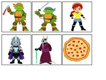 Turtle Power Matching