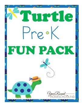 Turtle PreK Fun Pack