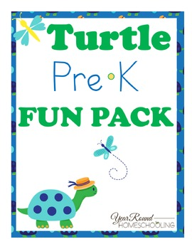 Turtle PreK Fun Pack