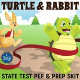 State Test Prep Tortoise and Hare Skit