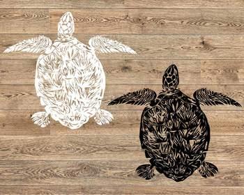 Turtle SVG COWABUNGA Dude Ninja Teenage Mutant Cool turtles kindergarten 1250S