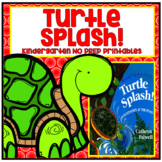Turtle Splash! Kindergarten NO PREP Supplemental Printables