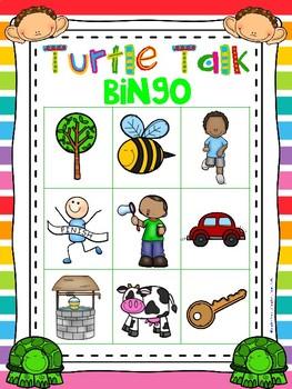 Turtle Talk: Final Consonant Deletion