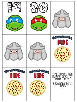 Turtle Teens