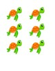 Turtle Theme Cubby Labels
