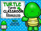 Turtle Theme Decor Pack