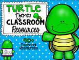 Turtle Theme Decor Pack