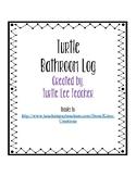 Turtle Themed Bathroom Log