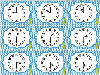 Turtle Time (Half Hour & Hour)