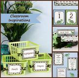 Classroom Themed Décor - Turtle Time Complete Bundle