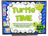 2nd Grade Telling Time Smart Board Game (CCSS.2.MD.7)