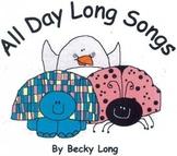 Turtle and Ladybug (Circle Time)