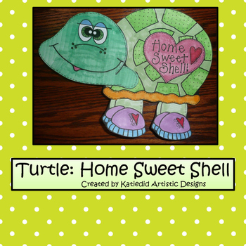 Turtle boy: Home Sweet Shell