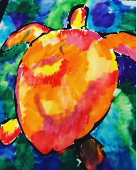 Turtle form for Art Projects