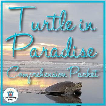 Turtle in Paradise Comprehension