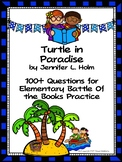 Turtle in Paradise by Jennifer L. Holm - Over 100 EBOB Questions