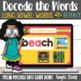 DECODE  the Word Phonemic BUNDLE using Google Slides