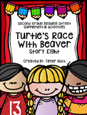 Turtle's Race with Beaver Supplemental Activities (Second Grade Reading Street)