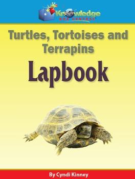 Turtles, Tortoises, and Terrapins Lapbook Lapbook