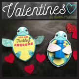 Turtley Awesome Valentine