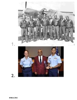 Black History: Tuskegee Airmen