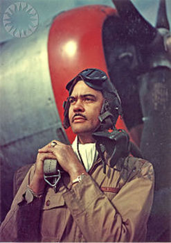 Tuskegee Airmen Air Force Tribute:  A Journey Into Aviation History