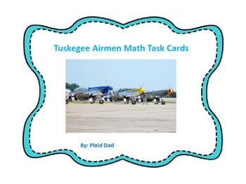 Tuskegee Airmen Task Cards