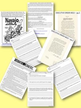 World War II:  Tuskegee Airmen and Navajo Code Talkers
