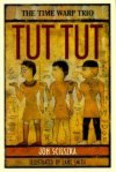 Tut Tut Book Poster