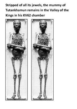 Tutankhamun Handout