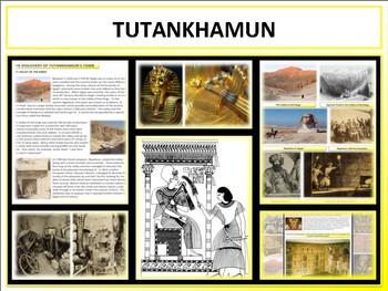 Tutankhamun - Mini Unit